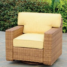 Java Swivel Glider with Cushion