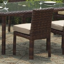 St Tropez 7 Piece Dining Set with Cushion