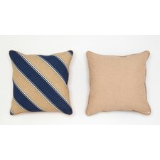 Cool Cabana Life Isle Throw Pillow