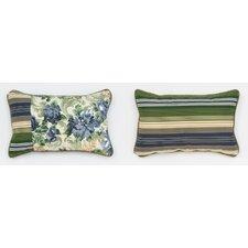 Cabana Life Garden Lumbar Pillow