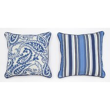 Read Reviews Cabana Life Luxe Tradewinds Throw Pillow