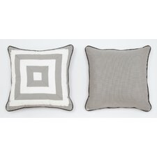 Cabana Life Luxe Throw Pillow