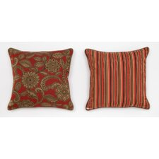 Cabana Life Luxe Veranda Throw Pillow
