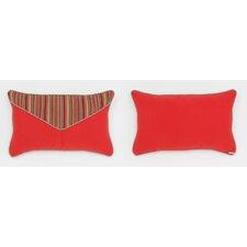 Cabana Life Luxe Veranda Lumbar Pillow