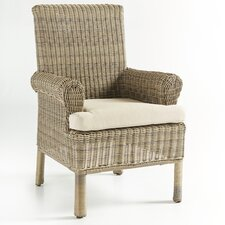 Provence Dining Arm Chair with Cushion