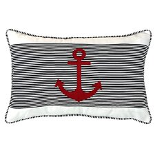 Center Anchor Indoor/Outdoor Lumbar Pillow