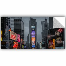 Richard James Times Square Downtown Wall Mural
