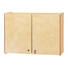 KYDZ Lockable Classroom Cabinet with Doors