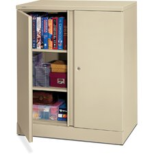 Easy-To-Assemble Classroom Cabinet with Doors