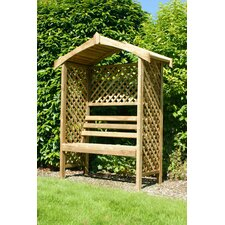 Rutland 2 Seater Timber Arbour