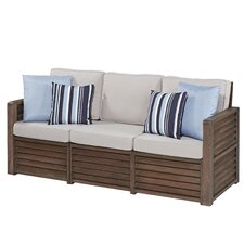 Barnside Deep Seating Sofa with Cushions