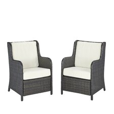 Good stores for Riviera Lounge Chair with Cushions (Set of 2)