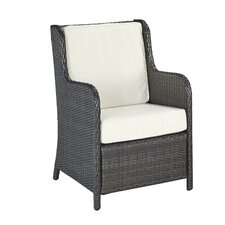 Riviera Lounge Chair with Cushions
