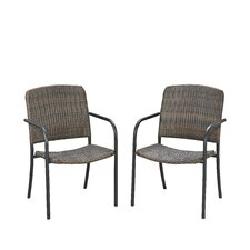 Laguna II Dining Arm Chair (Set of 2)