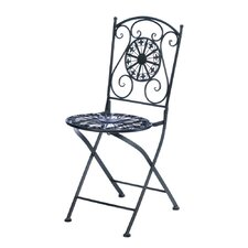 Fleur-De-Lis Dining Side Chair
