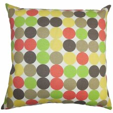 Sacnite Geometric Outdoor Throw Pillow