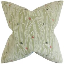 Dusha Foliage Outdoor Throw Pillow