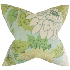Delaney Floral Throw Pillow
