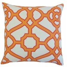 Umut Geometric Outdoor Throw Pillow