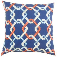 Jabre Outdoor Throw Pillow
