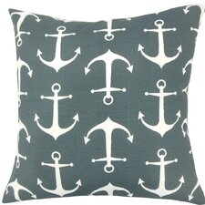 Halleli Coastal Throw Pillow