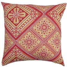 Isaura Geometric Outdoor Throw Pillow