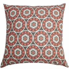 Saburo Geometric Outdoor Throw Pillow