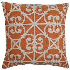 Quiteria Geometric Outdoor Throw Pillow
