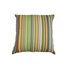 Kaili Stripes Outdoor ThrowPillow