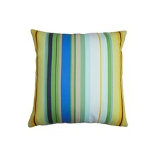 Laird Stripes Outdoor Throw Pillow