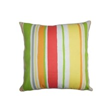 Ibbie Stripes Throw Pillow