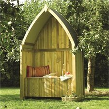 Winchester 2 Seater Timber Arbour with Storage
