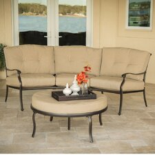 Traditions 2 Piece Sofa Set with Cushion
