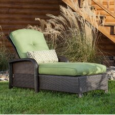 Strathmere Chaise Lounge with Cushion
