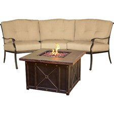 Traditions 2 Piece Rocker Seating Group with Cushions