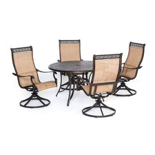 Manor 5 Piece Dining Set