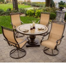 Monaco 6 Piece Dining Set