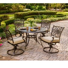 Reviews Traditions 5 Piece Dining Set
