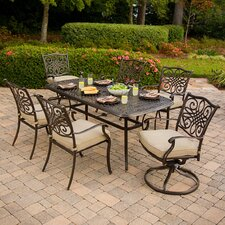 Traditions 7 Piece Dining Set