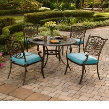 Traditions 5 Piece Dining Set
