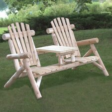 Tete-A-Tete Adirondack Seating Group