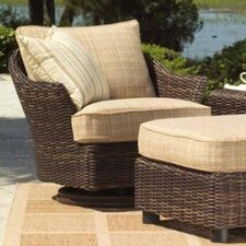 Sonoma Deep Seating Group Rocking Chair with Cushions