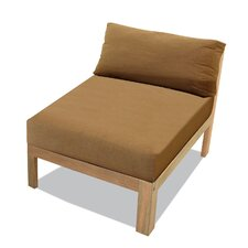 Anaheim Double Chaise Lounge with Cushion
