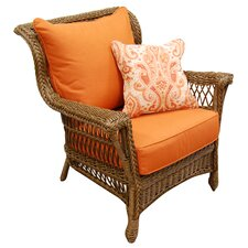 Madison Club Chair with Cushion