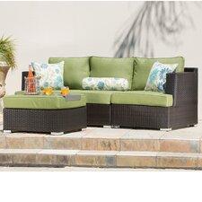 Sorrento Sofa with Cushions