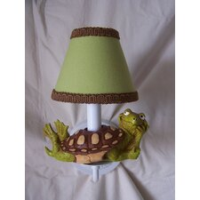 Tommy The Turtle 1-Light Armed Sconce