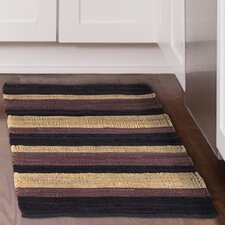 Chindi Hand-Woven Brown/Beige Area Rug