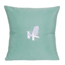 Adirondack Indoor/Outdoor Sunbrella Throw Pillow