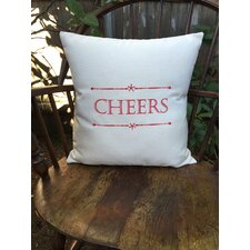 Good stores for Holiday Cheers Indoor/Outdoor Sunbrella Throw Pillow