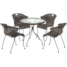 Wadebridge 5 Piece Dining Set